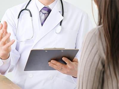 医師男性のイメージ