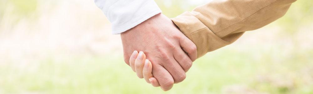 結婚して新たな人生をスタートする夫婦