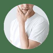 婚活サイトの男性ユーザー