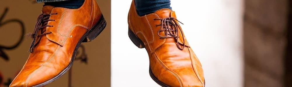 靴から相手の生活レベルを見極める