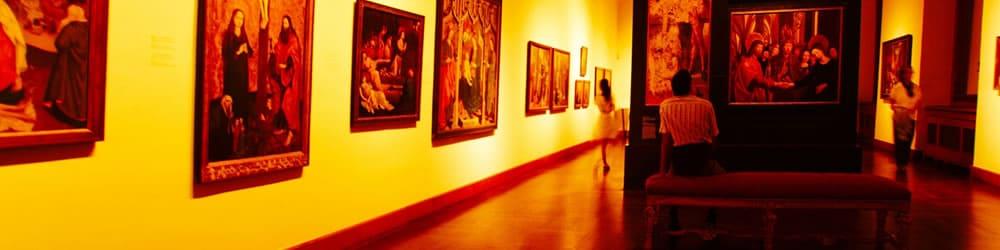 デートで訪れる美術館